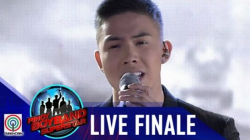 Pinoy Boyband Superstar Grand Reveal: Tony Labrusca -